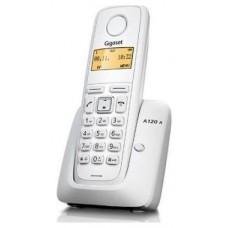 TELEFONO SIEMENS DECT GIGASET A120 BLANCO