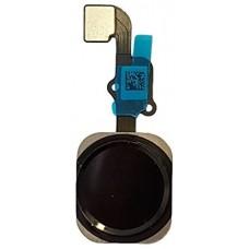REPUESTO BOTON HOME BLACK IPHONE 6S / 6S PLUS