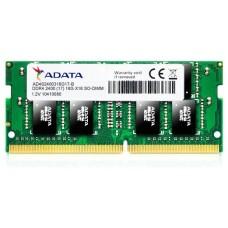 DDR4 4 GB 2400 Mhz. SODIMM ADATA