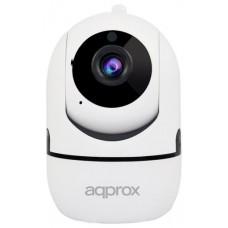 CAMARA IP HD P2P INALAMBRICA 360 GRADOS APPROX