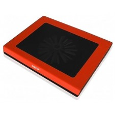 "LAPTOP COOLER PAD RED 15.6"""" 2 LEDS APPROX"