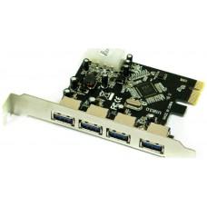 TARJETA APPROX PCI 4P USB 3.0