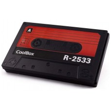 "CAJA EXTERNA HDD 2.5"""" USB3.0 SCP2533 RETRO USB3.0 COOLBOX"