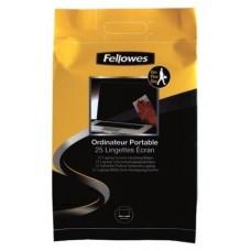 FELLOWES-DISP TOALLITAS X25