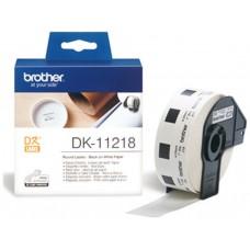 ETIQUETAS BROTHER TERM DK11218