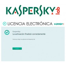 KASPERSKY INTERNET SECURITY MULTIDEVICE 2020 1 Lic. Renovacion ELECTRONICA