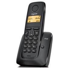 TELEFONO SIEMENS DECT GIGASET A120 NEGRO