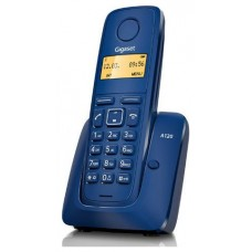 TELEFONO SIEMENS DECT GIGASET A120 AZUL