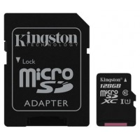 MEMORIA KINGSTONICROSD 128GB SDCS/128GB