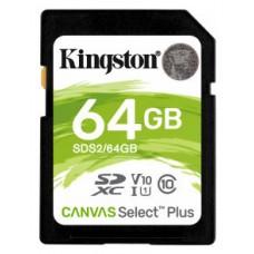 MEMORIA KINGSTON-SD SDS2 64GB
