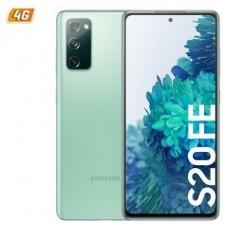 """SMARTPHONE SAMSUNG GALAXY S20 F.E. 6.5"""""""" 128 GB CLOUD MINT"""