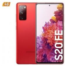 "SMARTPHONE SAMSUNG GALAXY S20 F.E. 6.5"""" 128 GB CLOUD RED"