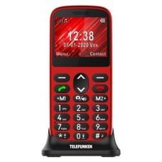 TELEFUNKEN-S420 RED
