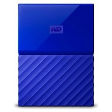 HDD EXTERNO WD 2.5 2 TB 3.0 MY PASSPORT WORLDWIDE BLUE