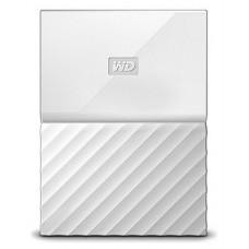 HDD EXTERNO WD 2.5 2 TB 3.0 MY PASSPORT WORLDWIDE WHITE
