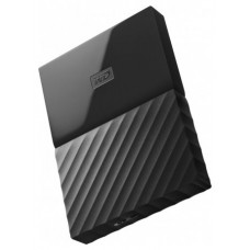 DISCO DURO EXTERNO WESTERN DIGITAL 2.5 PASSPORT BK 1TB