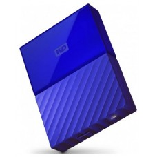 DISCO DURO EXTERNO WESTERN DIGITAL 2.5 PASSPORT B 1TB